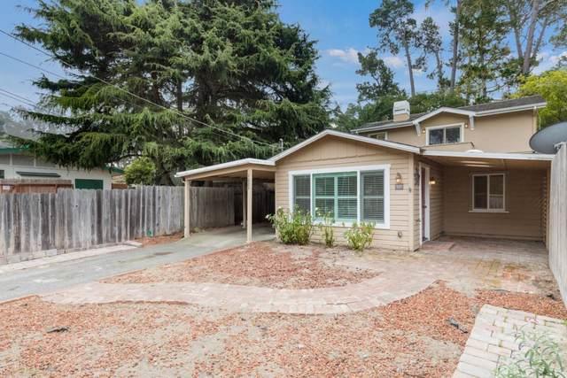 1025 Austin Ave, Pacific Grove, CA 93950 (#ML81859726) :: Alex Brant