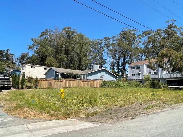 0 Coronado St, El Granada, CA 94018 (#ML81859751) :: The Kulda Real Estate Group