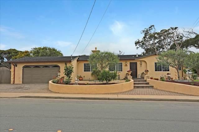 1076 Hilby Ave, Seaside, CA 93955 (#ML81860062) :: The Goss Real Estate Group, Keller Williams Bay Area Estates