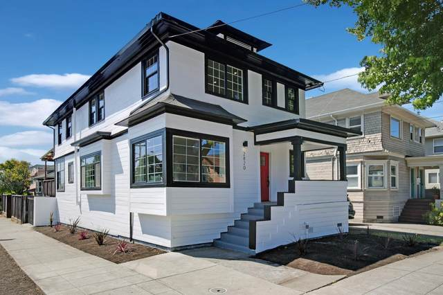 2820 Martin Luther King Jr Way, Berkeley, CA 94703 (#ML81860118) :: The Gilmartin Group