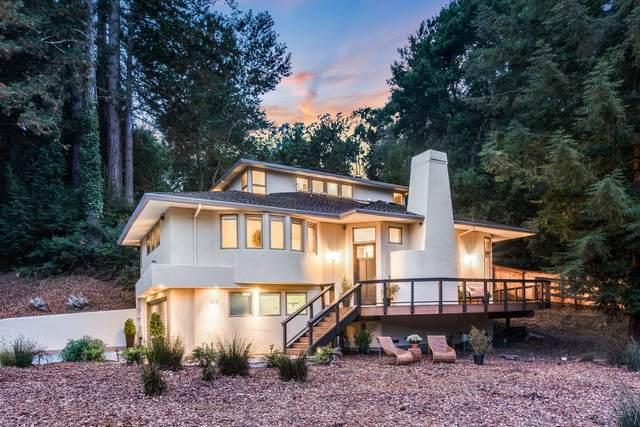 100 Santana Ln, Aptos, CA 95003 (#ML81860134) :: Strock Real Estate