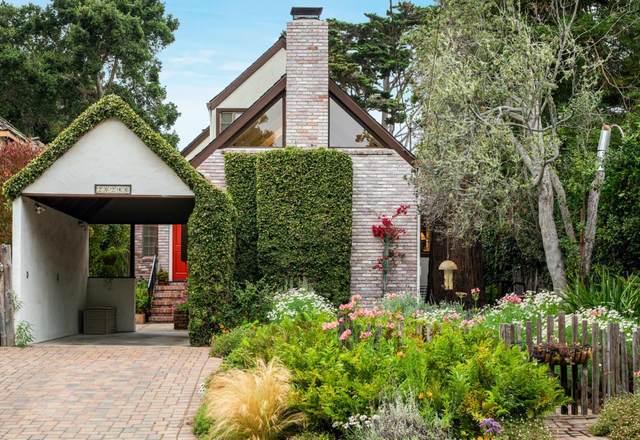 26246 Carmelo St, Carmel, CA 93923 (#ML81860185) :: Paymon Real Estate Group