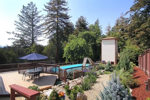 24194 Loma Prieta Ave, Los Gatos, CA 95033 (#ML81860189) :: Alex Brant