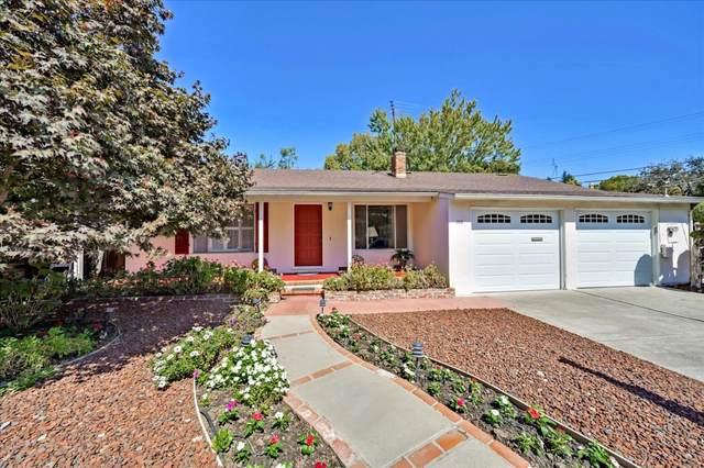 308 Hill Way, San Carlos, CA 94070 (#ML81860310) :: Real Estate Experts