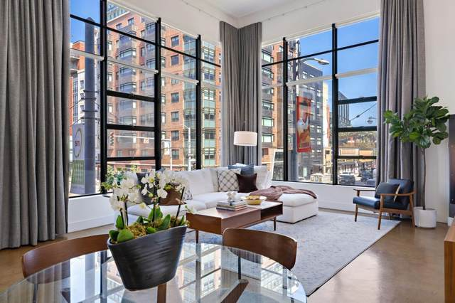 200 Townsend St 6, San Francisco, CA 94107 (#ML81860314) :: The Sean Cooper Real Estate Group