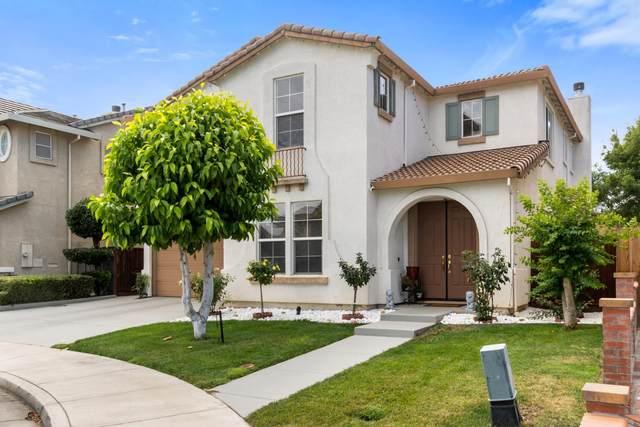 820 Alpina Ct, Tracy, CA 95376 (#ML81860343) :: Strock Real Estate