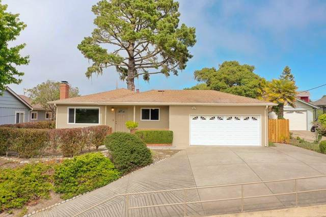 2831 Forest Hill Blvd, Pacific Grove, CA 93950 (#ML81860359) :: Real Estate Experts