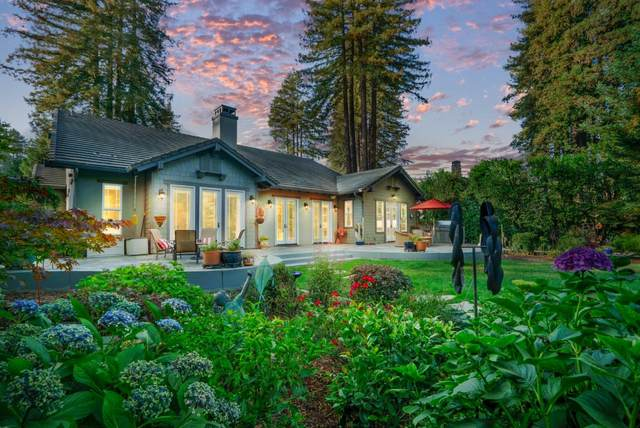 160 Palomino Way, Santa Cruz, CA 95060 (#ML81860391) :: The Sean Cooper Real Estate Group