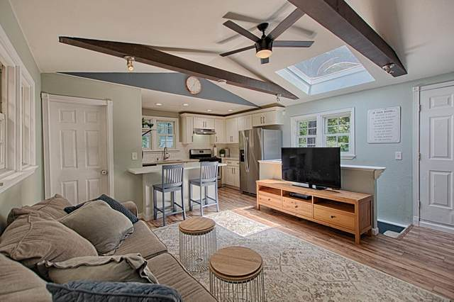 1260 Trout Gulch Rd, Aptos, CA 95003 (#ML81860397) :: The Goss Real Estate Group, Keller Williams Bay Area Estates
