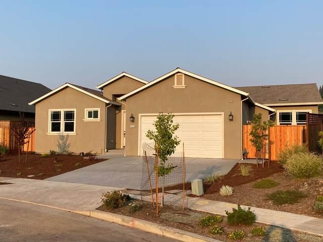 3520 Flintwood Dr, Santa Rosa, CA 95404 (#ML81860418) :: Robert Balina | Synergize Realty