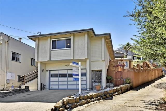 583 Alvarado St, Brisbane, CA 94005 (#ML81860432) :: Real Estate Experts