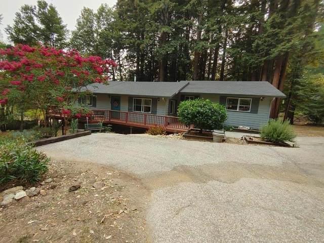 8821 Empire Grade, Santa Cruz, CA 95060 (#ML81860467) :: The Sean Cooper Real Estate Group