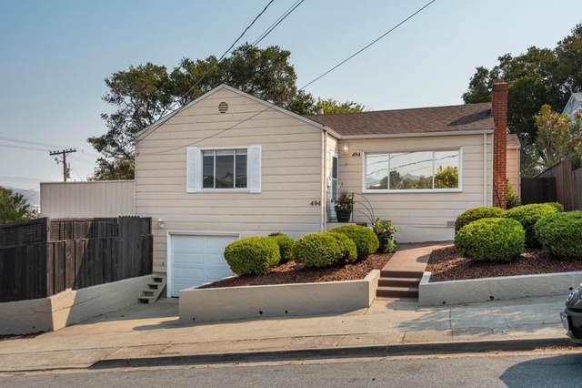 494 Chestnut Ave, San Bruno, CA 94066 (#ML81860477) :: The Goss Real Estate Group, Keller Williams Bay Area Estates