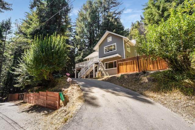 10719 Lomita Ave, Felton, CA 95018 (#ML81860483) :: Schneider Estates
