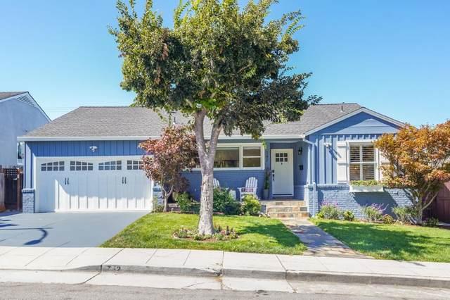742 Sequoia Ave, San Mateo, CA 94403 (#ML81860550) :: Strock Real Estate