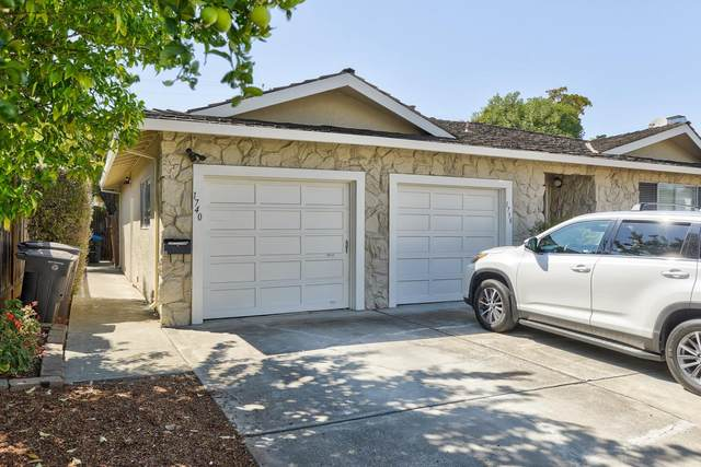 1738 Plaza Ct, Mountain View, CA 94040 (#ML81860673) :: The Sean Cooper Real Estate Group