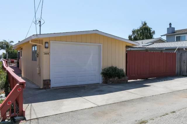 325 Hillcrest Dr, Aptos, CA 95003 (#ML81860714) :: Strock Real Estate