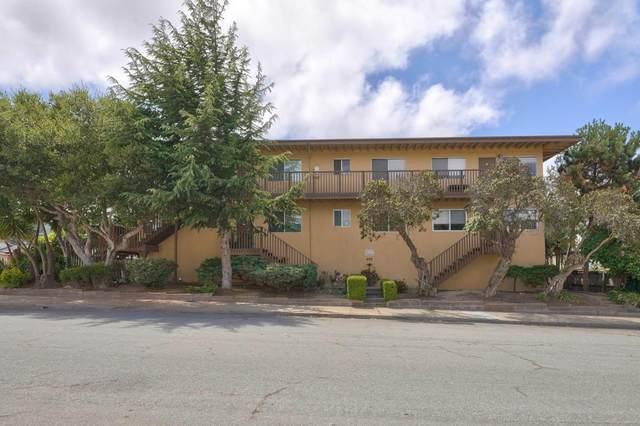 498 Park Ave, Monterey, CA 93940 (#ML81860842) :: Alex Brant