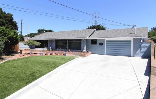 12 Voe Pl, Del Rey Oaks, CA 93940 (#ML81860973) :: Real Estate Experts
