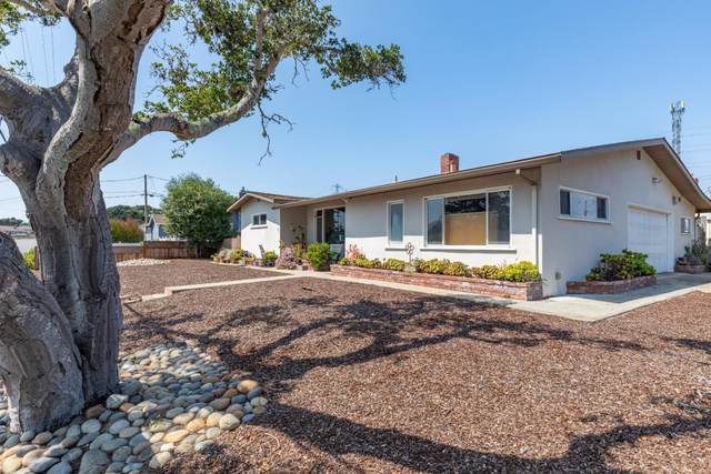 9 Quendale Ave, Del Rey Oaks, CA 93940 (#ML81860985) :: Real Estate Experts