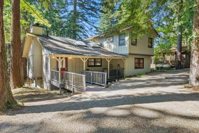 138 Creek Trl, Woodside, CA 94062 (#ML81861007) :: The Goss Real Estate Group, Keller Williams Bay Area Estates