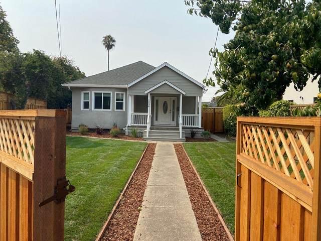 1038 Morrell Ave, Burlingame, CA 94010 (#ML81861136) :: Strock Real Estate