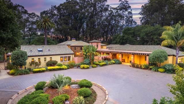 1151 Scholl Ln, Santa Cruz, CA 95062 (#ML81861189) :: The Realty Society
