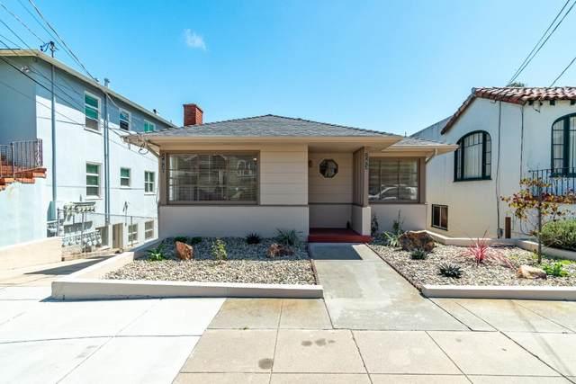 283 Larkin St, Monterey, CA 93940 (#ML81861226) :: Schneider Estates