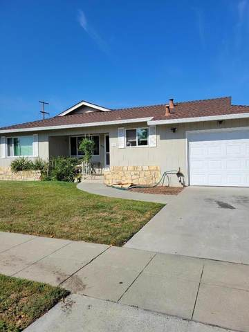 953 Desert Isle Dr, San Jose, CA 95117 (#ML81861228) :: Schneider Estates