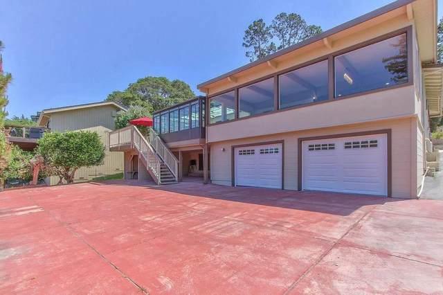 36 Sierra Vista Dr, Monterey, CA 93940 (#ML81861268) :: Live Play Silicon Valley