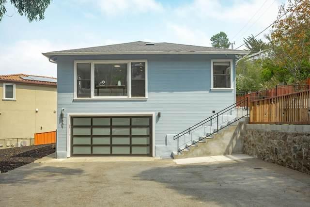 807 Sierra Point Rd, Brisbane, CA 94005 (#ML81861269) :: Real Estate Experts