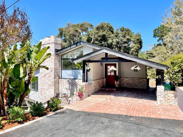 0 2nd Ave 2 Nw Of Lincoln St, Carmel, CA 93921 (#ML81861272) :: Strock Real Estate