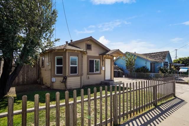 614 Terrace, Salinas, CA 93905 (#ML81861296) :: The Kulda Real Estate Group