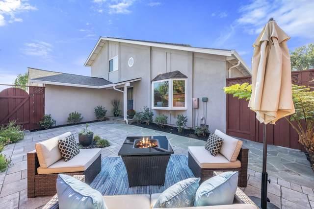1422 Blackstone Ave, San Jose, CA 95118 (#ML81861353) :: Schneider Estates