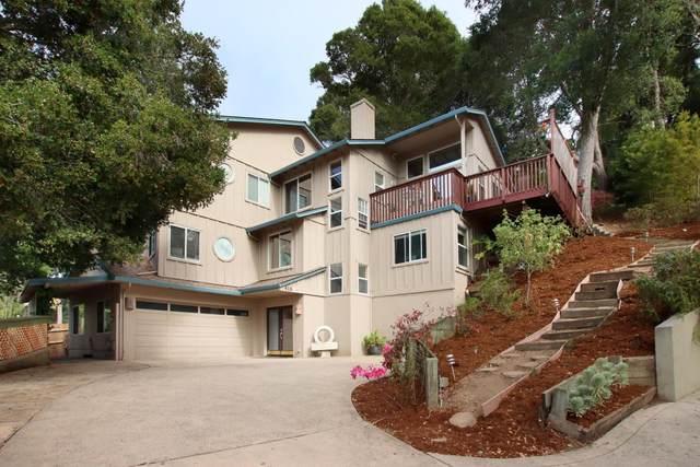 416 Loma Prieta Dr, Aptos, CA 95003 (#ML81861354) :: Strock Real Estate