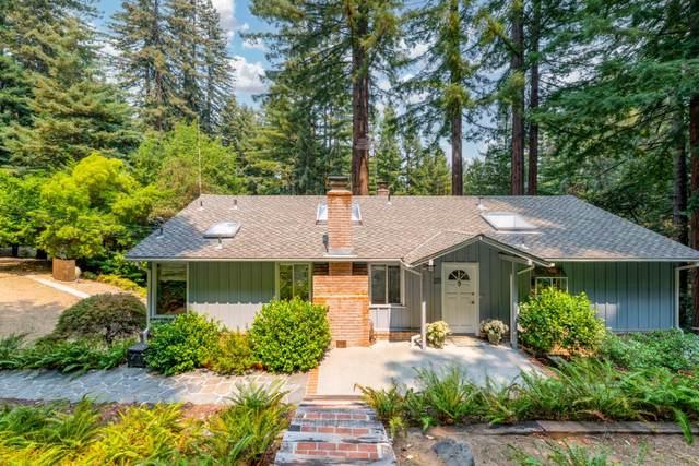 275 Martinez Rd, Woodside, CA 94062 (#ML81861380) :: Strock Real Estate