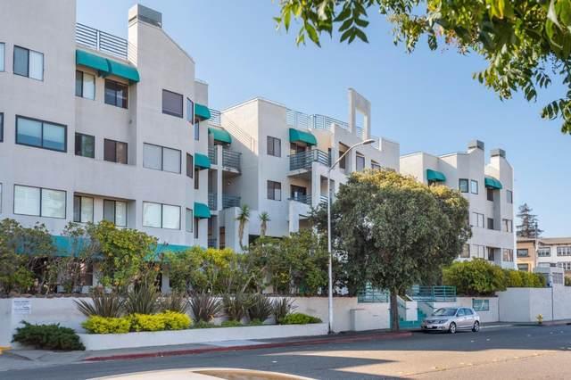 320 Peninsula Ave 313, San Mateo, CA 94401 (#ML81861401) :: Robert Balina | Synergize Realty