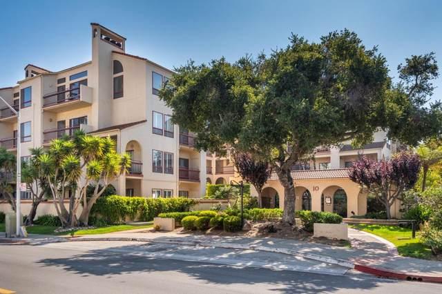 10 9th Ave 401, San Mateo, CA 94401 (#ML81861412) :: Robert Balina   Synergize Realty