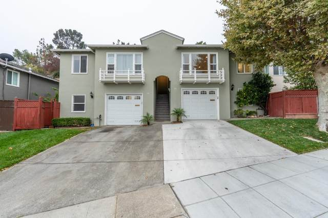 42 & 44 Elm St, San Carlos, CA 94070 (#ML81861417) :: Live Play Silicon Valley