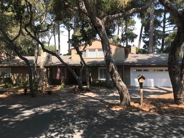 1118 Pelican Rd, Pebble Beach, CA 93953 (#ML81861419) :: The Sean Cooper Real Estate Group
