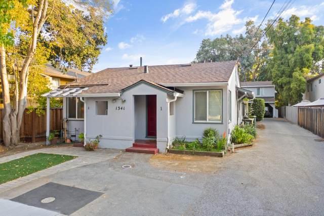 1341 Mills St, Menlo Park, CA 94025 (#ML81861421) :: Strock Real Estate