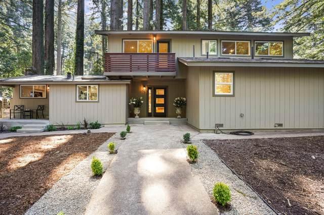 75 Redwood Ter, Woodside, CA 94062 (#ML81861452) :: The Goss Real Estate Group, Keller Williams Bay Area Estates