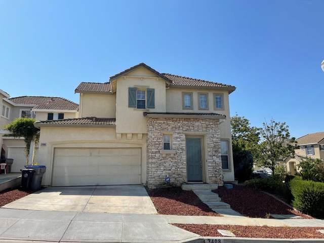 3408 Judi Ann Ct, San Jose, CA 95148 (#ML81861453) :: Strock Real Estate
