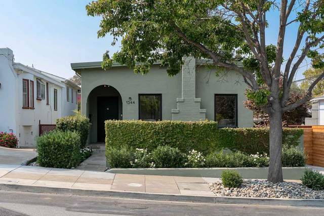 1344 Edgehill Dr, Burlingame, CA 94010 (#ML81861491) :: The Kulda Real Estate Group