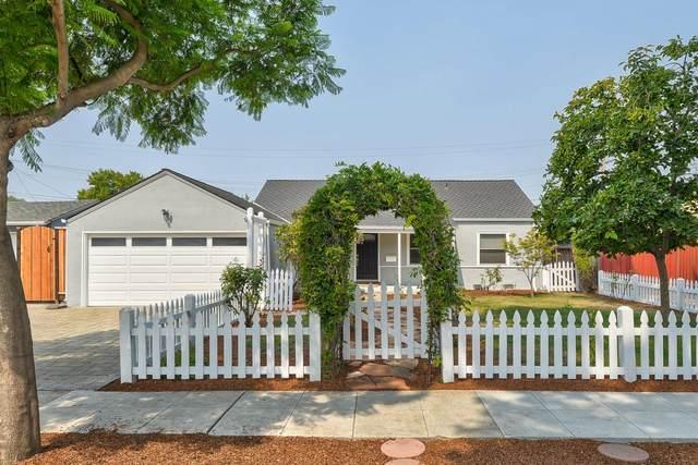 1625 Walnut Grove Ave, San Jose, CA 95126 (#ML81861520) :: Intero Real Estate