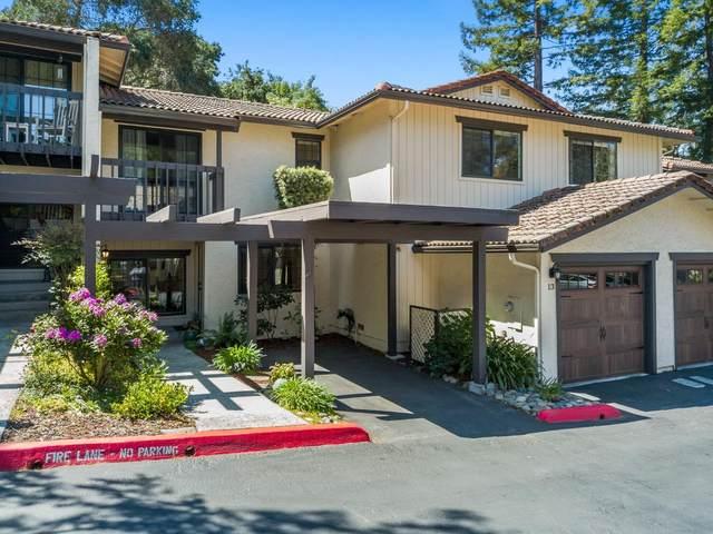 211 Bean Creek Rd 13, Scotts Valley, CA 95066 (#ML81861606) :: Intero Real Estate