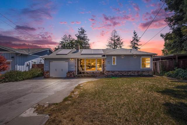 1925 Vera Ave, Redwood City, CA 94061 (#ML81861611) :: Strock Real Estate