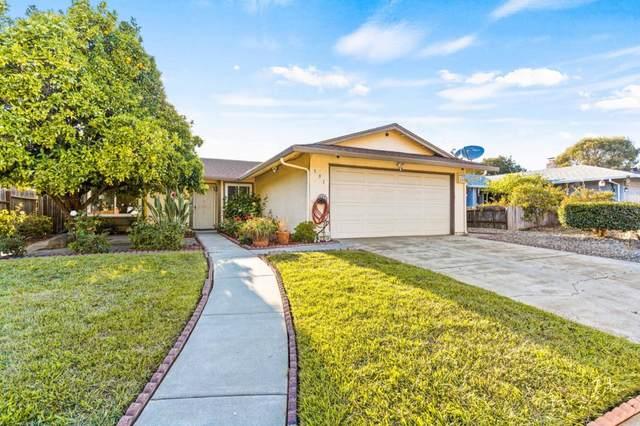 391 Amber Ave, Vallejo, CA 94589 (#ML81861660) :: Alex Brant