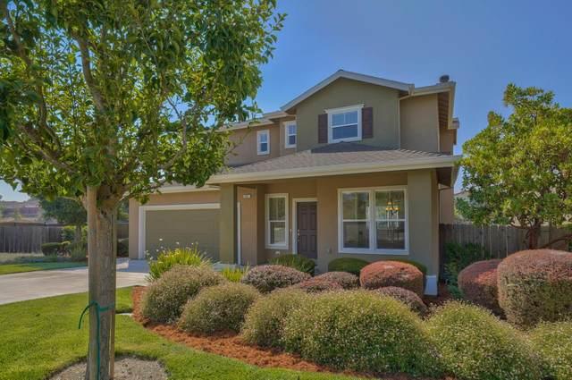 578 Saint George Dr, Salinas, CA 93905 (#ML81861719) :: Schneider Estates