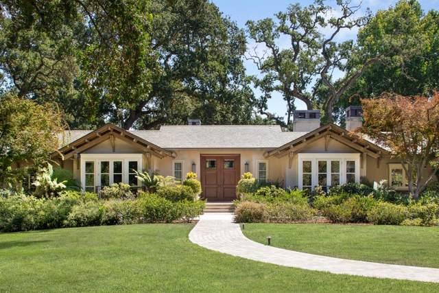 188 Fair Oaks Ln, Atherton, CA 94027 (#ML81861730) :: Intero Real Estate